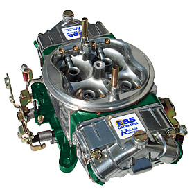 green E85 carburetor