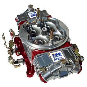 Red E85 carburetor