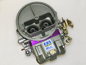 350 carburetor with purple block