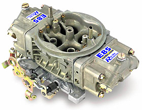 Zink HP Holley carburetor setup for E85